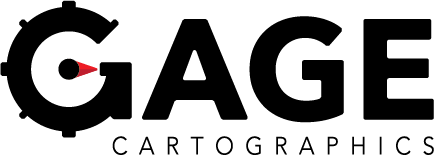 Gage Cartographics Sticky Logo Retina